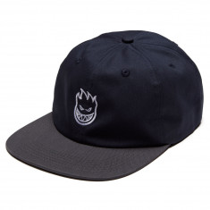 Spitfire lil Bighead Strapback Hat - Navy/Charcoal