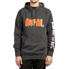 Real Highway 2 Hell Hoodie - Black