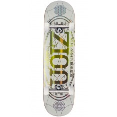 Real Zion Oval Pro Skateboard Complete - 8.38""