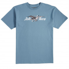 Anti-Hero Air Mail T-Shirt - Slate/Black