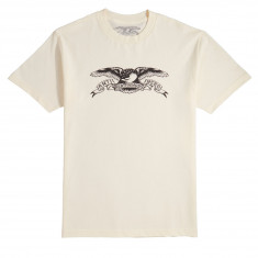 Anti-Hero Basic Eagle T-Shirt - Cream/Black