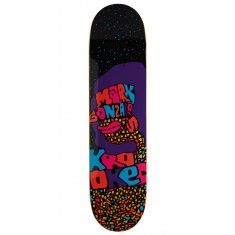 Krooked Gonz Suma Love Skateboard Deck - 7.81""