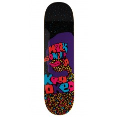 Krooked Gonz Suma Love Skateboard Deck - 8.25""