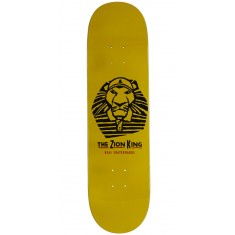 Real Zion King Skateboard Deck - 8.25""