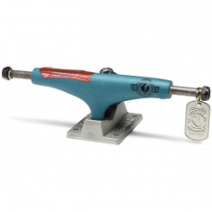 Thunder Team Hollows Skateboard Truck - Matte Teal
