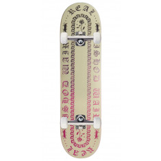 """Real Ishod Linked Twin Tail Skateboard Complete - 8.25"""""""