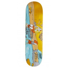 Krooked Sebo Skateboard Deck - 8.38""