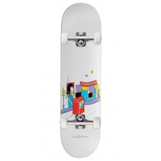 Krooked Manderson Domestic Issues Skateboard Complete - 8.12""