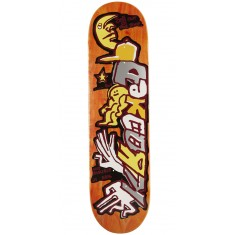Krooked Sell Out Skateboard Deck - 8.18""