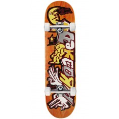 Krooked Sell Out Skateboard Complete - 8.18""