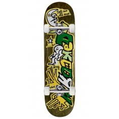 Krooked Sell Out Skateboard Complete - 8.50""