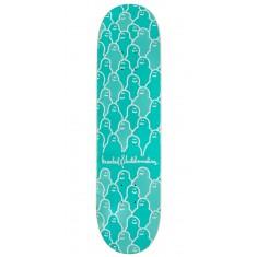 Krooked Krouded Pricepoint Green Skateboard Deck - 8.06""