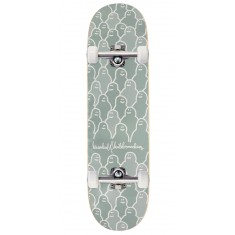 Krooked Krouded Pricepoint Grey Skateboard Complete - 8.50""