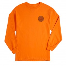 Spitfire Covert Classic Long Sleeve T-Shirt - Orange