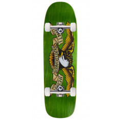 Anti-Hero Shaped Eagle Green Giant Skateboard Complete - 9.56""