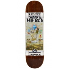 Anti-Hero BA Four Pillars Of Obedience Skateboard Complete - 8.62""