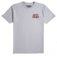 Anti-Hero Lil Blackhero T-Shirt - Athletic Heather