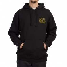 Anti-Hero Lil Blackhero Hoodie - Black/Army