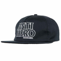 Anti-Hero Blackhero Outline Hat - Navy/White