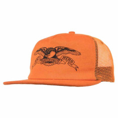 Anti-Hero Basic Eagle Hat - Safety Orange/Black