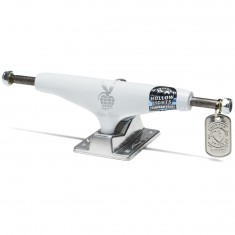 Thunder Miles Players Club Hollow Light Skateboard Truck - White - 147mm