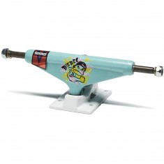 Venture Biebel Fan Club V-Hollows Skateboard Truck - Light Green - HI 5.2