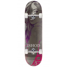 Real Ishod Hotbox Shine Skateboard Complete - 8.38""