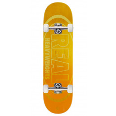 Real Heavyweights Fade Skateboard Complete - 8.25""