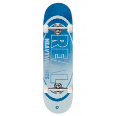 Real Heavyweights Fade  Skateboard Complete - 8.38""