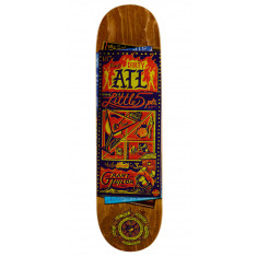 Anti-Hero Taylor Maps to the Skaters Homes Skateboard Deck - 8.25""