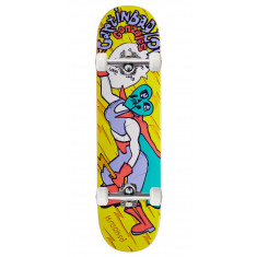 Krooked Gonz Bad Love Skateboard Complete - 8.18""