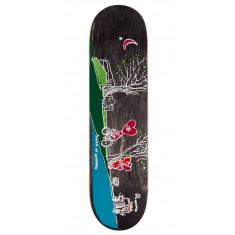 Krooked Sebo Darkness Skateboard Deck - 8.12""