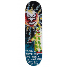 Krooked Worrest Don't Shine Skateboard Deck - 8.25""