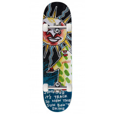 Krooked Worrest Don't Shine Skateboard Complete - 8.25""