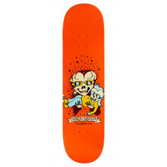 Krooked Sandoval El Hero Skateboard Deck - 8.25""