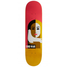 Real Ishod Peace Skateboard Deck - 8.06""