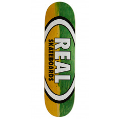 Real Parallel Fade Oval Skateboard Deck - 8.38""