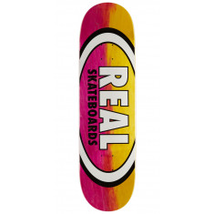 Real Parallel Fade Oval Skateboard Deck - 7.75""