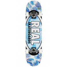 Real Oval Tropics Small Skateboard Complete - 7.50""