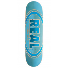 Real Ovalduo Fade Pp Skateboard Deck - Blue - 8.50""