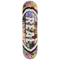 Real Kyle Glitch Oval Full Skateboard Deck - 8.06""