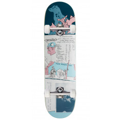 """Krooked Anderson Uno Unknown Skateboard Complete - 8.50"""""""