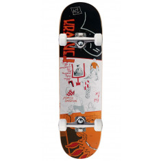 """Krooked Ronnie Uno Unknown Skateboard Complete - 8.75"""""""