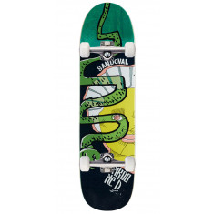 """Krooked Ronnie Snake Head Skateboard Complete - 8.25"""""""