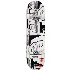 """Krooked Ronnie Stern Skateboard Complete - 8.38"""""""
