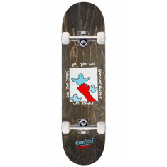 """Krooked Worrest Knockout Power Twintail Skateboard Complete - 8.30"""""""
