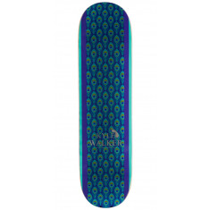 Real Kyle Tail Feathers Skateboard Deck - 8.06""