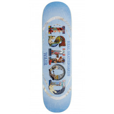 Real Ishod Cut And Paste Pro Oval Skateboard Deck - 8.50""