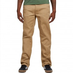 Brixton Fleet Rigid Chino Pants - Khaki