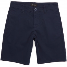 Brixton Carter Chino Shorts - Navy